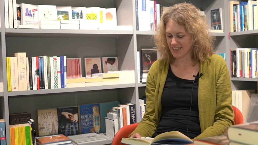 Ursula Huber, Buchhandlung Kronengasse