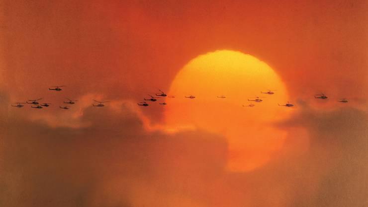«Hojotoho! Heiaha!» Helikopterattacke in Francis Ford Coppolas «Apocalypse Now».
