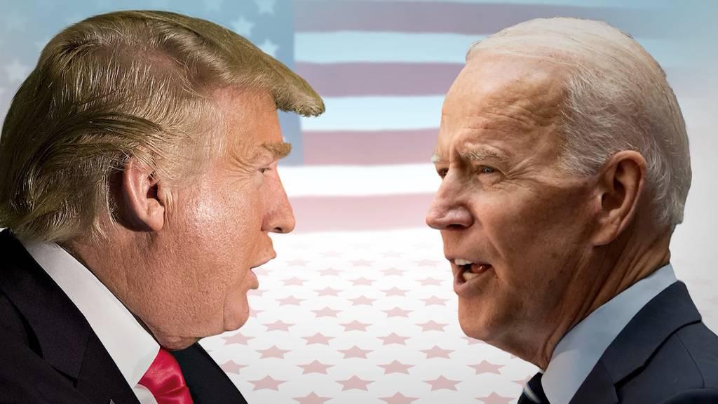 Trump oder Biden? Das ist der aktuelle Stand um 12 Uhr