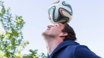 Michael Siegfried fand bislang in Aarau die Freude am Fussball nicht.