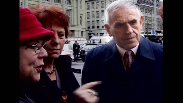 Leuthards Vater verstorben – ein Rückblick auf sein Wirken und die Reaktion der CVP Aargau