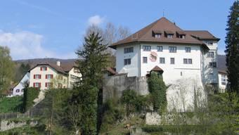 Das Schloss Biberstein ist ein Wohn- und Arbeitsheim für geistig behinderte Erwachsene. Nun ist gesangliche Unterstützung für den Chor gefragt. (Archiv)