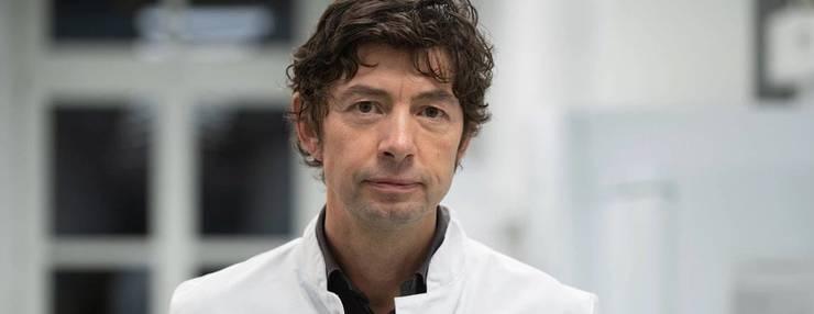Christian Drosten leitet das virologische Institut an der Charité Berlin Mitte.