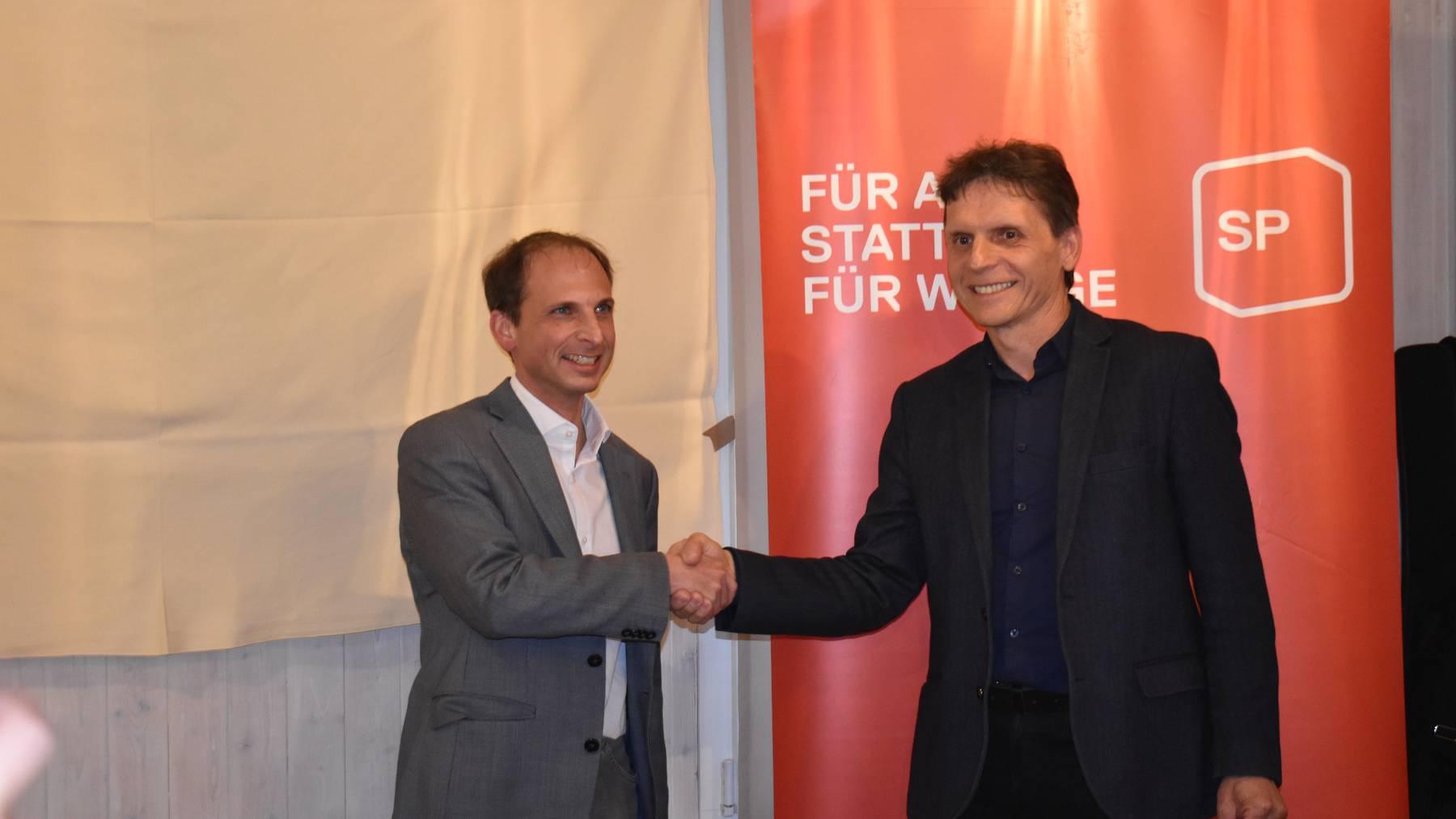 Michael Fuchs soll für SP Schwyz in Ständerat