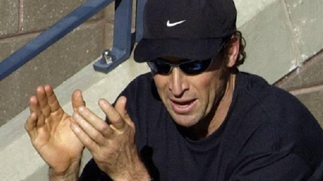 Paul Annacone, der neue Trainer von Roger Federer