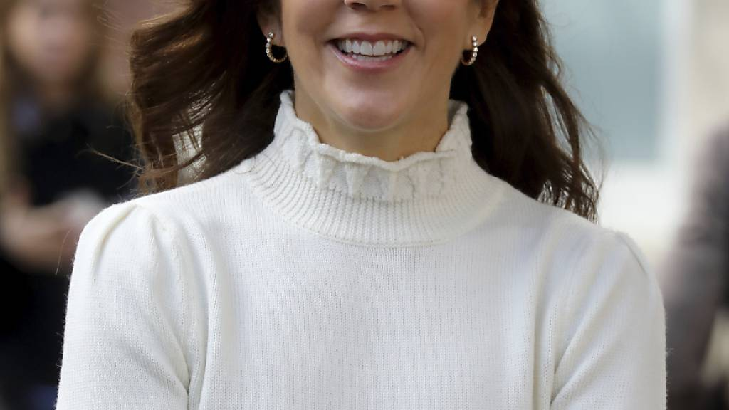 Dänische Kronprinzessin Mary wird WWF-Präsidentin