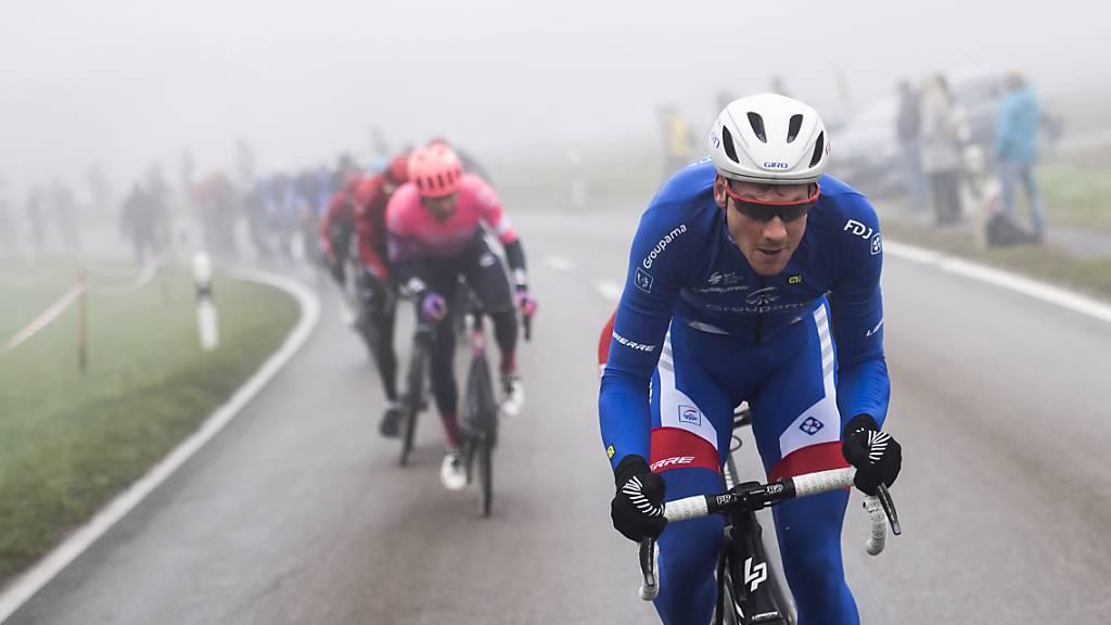 Stefan Küng will an der Flandern-Rundfahrt die Flucht nach vorne suchen. Er sagt: «Ich habe nichts zu verlieren.»