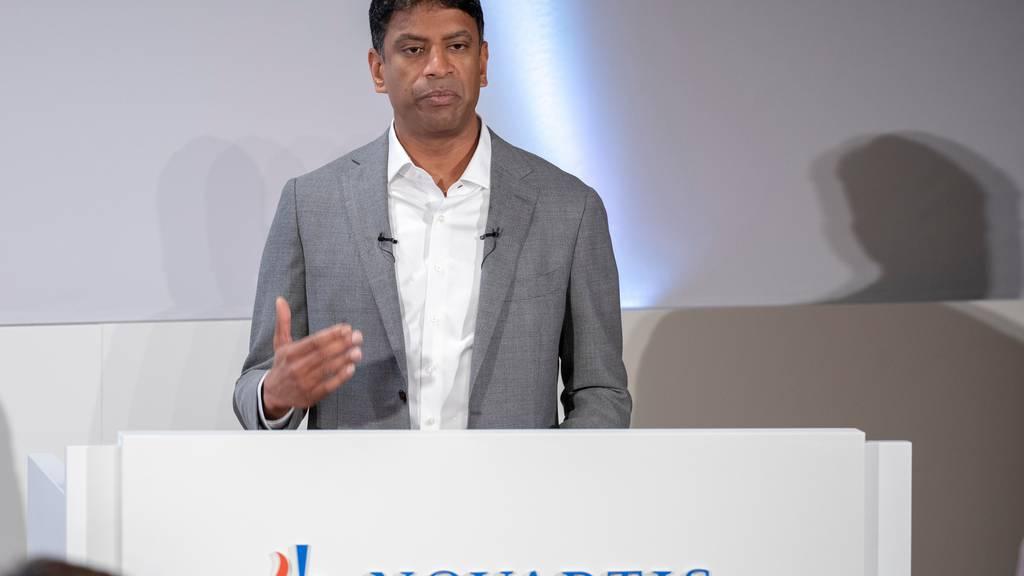 Novartis wächst trotz Krise im zweistelligen Bereich