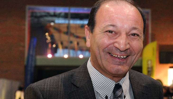 Luigi Ponte ist Zentralpräsident des Schweizerischen Schiedsrichterverbands (SSV).