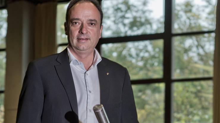 Wettinger Gemeindeammann Markus Dieth.