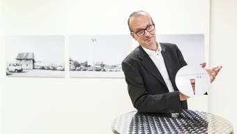 Pit Brunner aus Winterthur erhielt für seine Fotografien den 1. Preis.