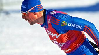 Sergej Ustjugow hält den Angriffen der Norweger Stand