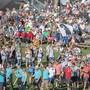 Feststimmung am Eidgenössischen: St. Gallen will dies 2025 wieder erleben