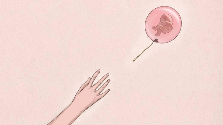 In 15 bis 20 Prozent aller Schwangerschaften kommt es zu einer frühen Fehlgeburt. Wieso redet niemand darüber?