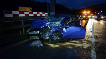 Autounfall Nenzlingen