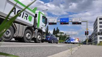 In ost-westlicher Richtung soll die Engstringerkreuzung untertunnelt werden.