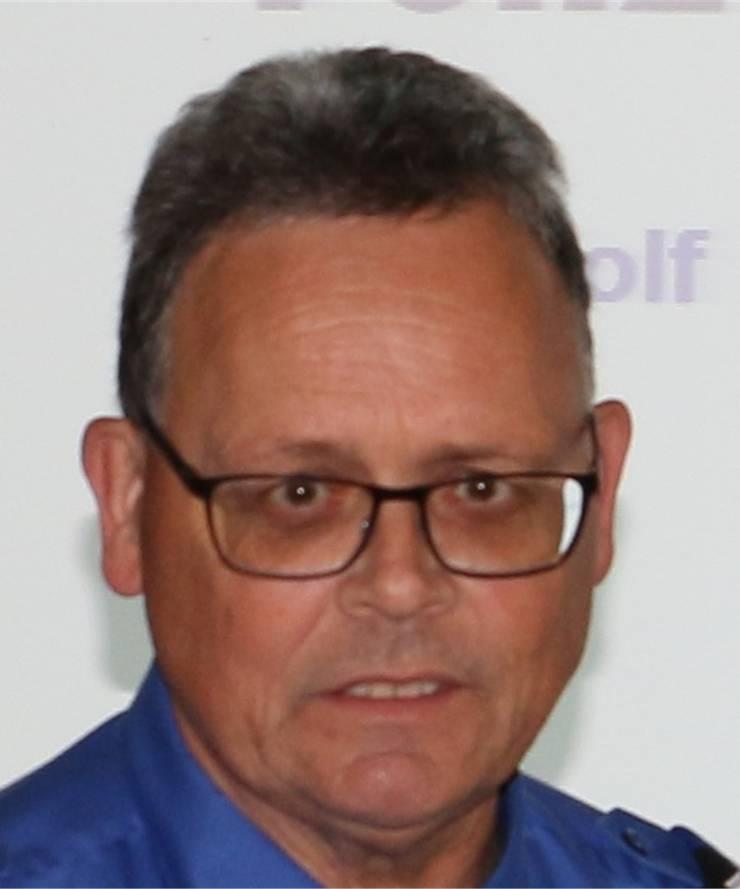 Rolf Mohn, Chef der Beratungsstelle der Kantonspolizei Aargau
