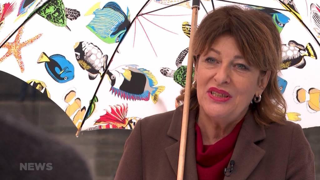 Berner Wahlen: «Brönnpunkt»-Portrait von Ruth Altmann
