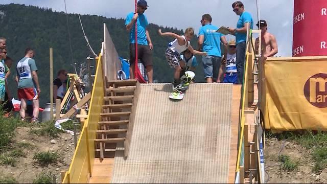 Skiclub-Jubiläum: Wasserplausch in Selzach