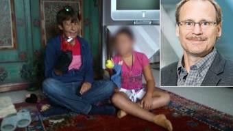Markus Landolt, Leitender Psychologe Uni-Kinderspital Zürich, erklärt, wieso das Gericht das entführte Mädchen von seiner Familie trennt.