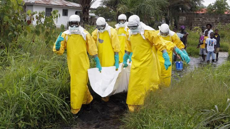 Neuer Ebola-Ausbruch: Bisher 45 Verdachts-, wahrscheinliche und bestätigte Fälle sowie 25 Tote.