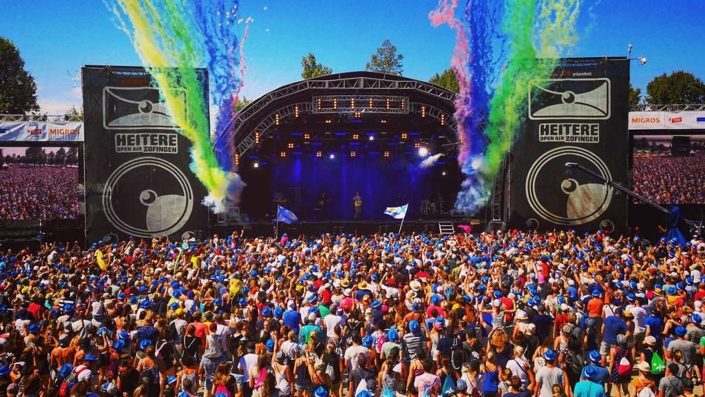 Konzerte, Festivals und Fussball: Grossveranstalter erwägen Impfpflicht