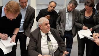 Es hat ihm gereicht: Daniel Brélaz, Stadtpräsident von Lausanne, ist wiedergewählt