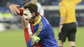 FC Basel spielt gegen Videoton 1:0
