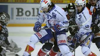 Hart umkämpftes drittes Halbfinalspiel in Zug