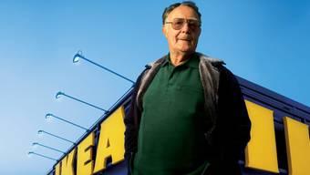 Ikea-Gründer Ingvar Kamprad: Er mag weder Banken noch fremde Aktionäre. (Archivbild)