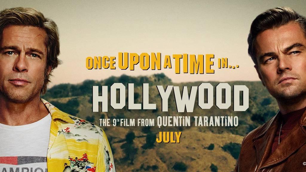 So sieht der neue Tarantino-Film aus