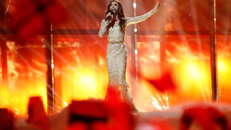 Mit «Thats what I am» erreichte die Österreicherin Conchita Wurst das Final des Eurovision Song Contest.