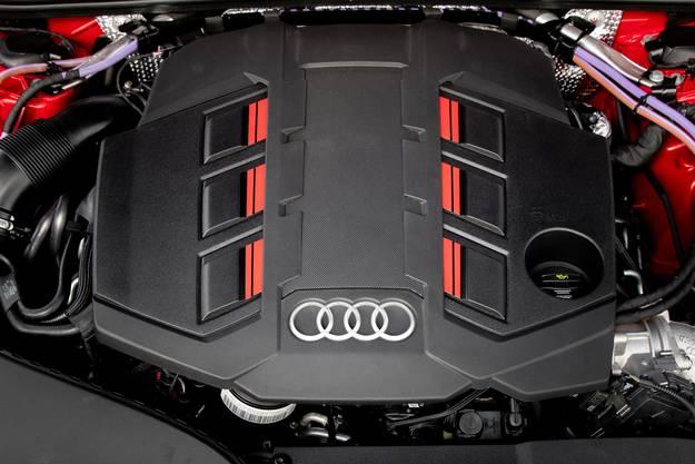 V6-TDI Motor