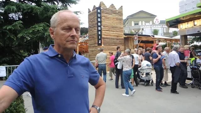 Der Schweizer Botschafter in Kanada Beat Nobs über die Badenfahrt