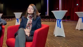 Für Betriebsleiterin Kathrin Kalt muss jeder Campussaal-Anlass von A bis Z top sein. (Archiv)