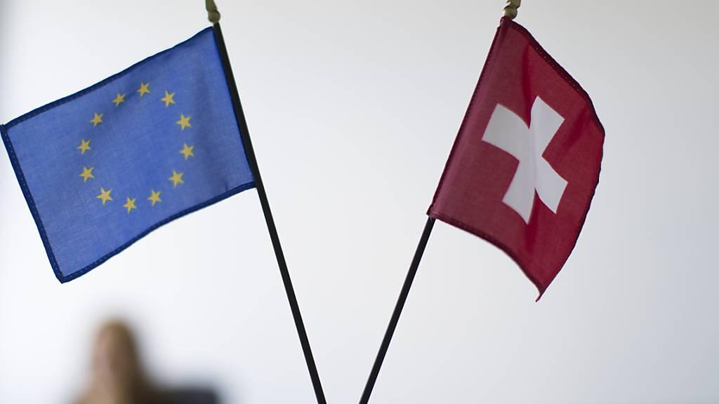 EU-Kommission informiert am Dienstag Europaminister über Schweiz-EU