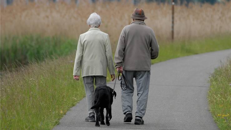 «Bleiben Sie zuhause, insbesondere wenn Sie alt oder krank sind.»