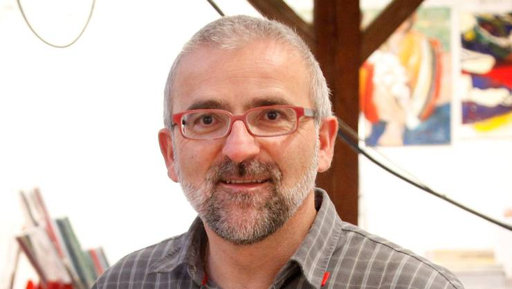 Peter-Lukas Meier. ARchiv/BAR