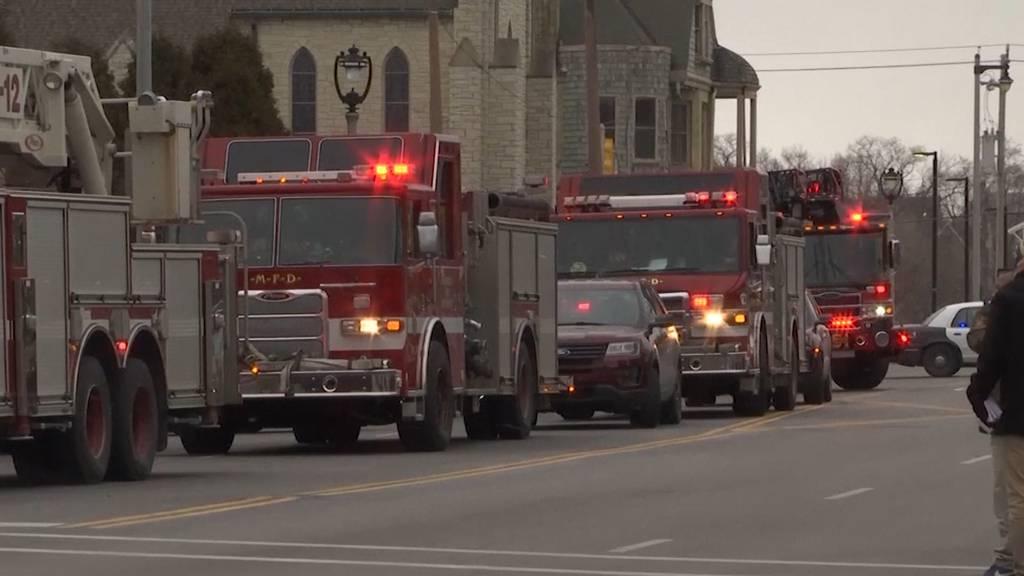 Schütze tötet fünf Menschen in Brauerei