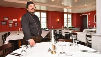Der neue Gastgeber im «Sternen» Matzendorf: Francesco Boccia will mit seinen Kochkünsten überzeugen.