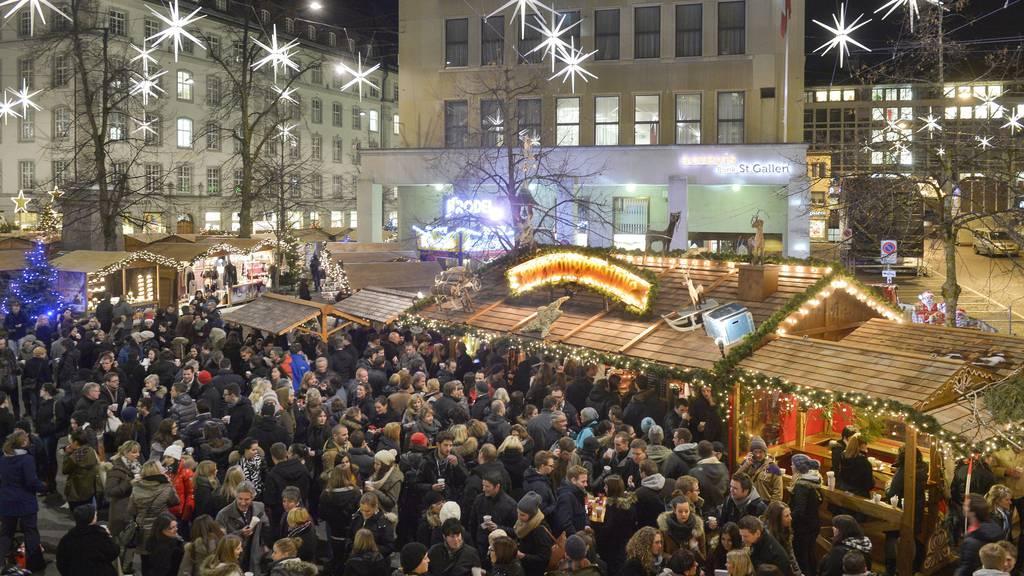Weihnachtsmarkt findet statt – light und ohne Alkoholausschank