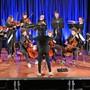 Sinfonietta der Musikschule Olten spielt in der Schützi.