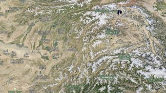 Erdrutsch im Osten von Afghanistan