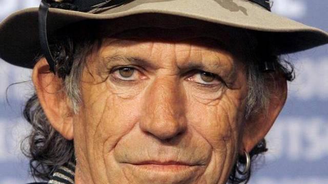 Keith Richards: erfolgreich als Musiker, Schauspieler und jetzt auch als Schriftsteller