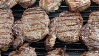 Echtes oder künstliches Fleisch? (Archiv)
