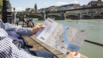 Viele Expats gaben bei der Befragung an, dass es ihnen schwer fällt, sich in Basel einzuleben.