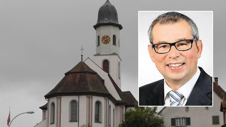 Patrik Suter wird für drei Pfarreien arbeiten.