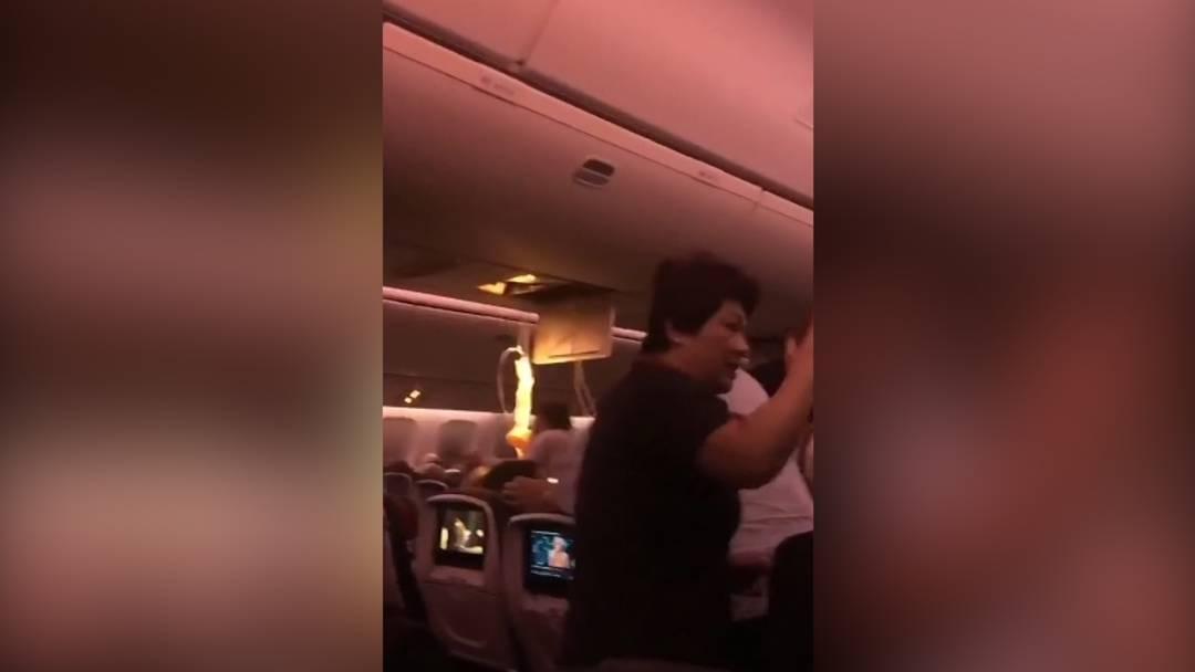 37 Verletzte bei Turbulenzen auf Flug von Air Canada