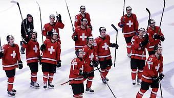 WM-Final zwischen der Schweiz und Schweden als Strassenfeger