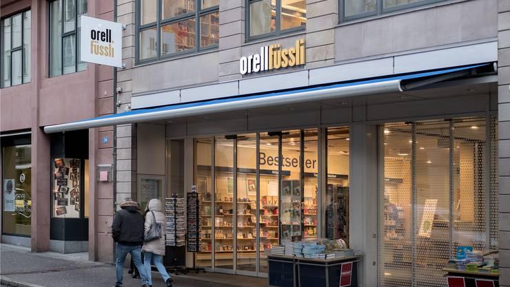 In der Freien Strasse, wo einst Orell Füssli war, siedelt nun ein dänisches Einrichtungshaus an. (Archiv)